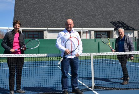 Tennis Granby recrute le professionnel Richard Soucy